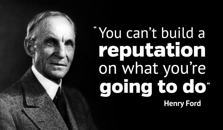 36 Quotes From Henry Ford On Life Success And Leadership