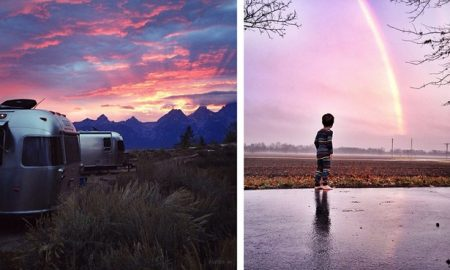 Airstream Family Travel