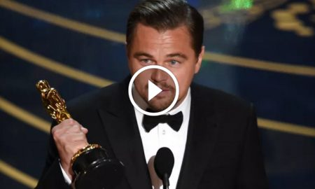 Leonardo DiCaprio Oscar Winning Speech