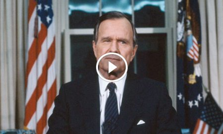 George H. W. Bush EXPOSED The BIG Plan Of The NWO