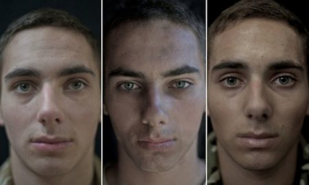 Soldiers Were Photographed Before, During, And After War. The Results Will Disturb You