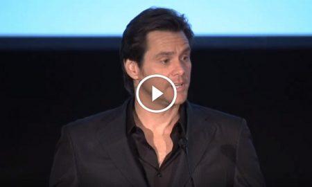 Jim Carrey Speaks About His Awakening