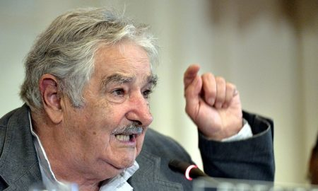 """I don't have the hands of a president,"" Mujica told CNN. ""They're kind of mangled."""