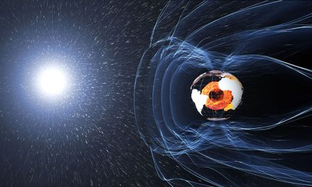 These electrons, part of the two Van Allen radiation belts that surround the planet, can knock satellites out of commission and threaten astronauts.