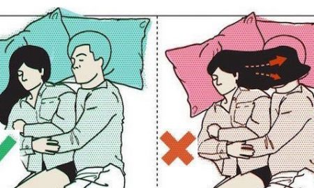 Ways For Couples To Sleep Together
