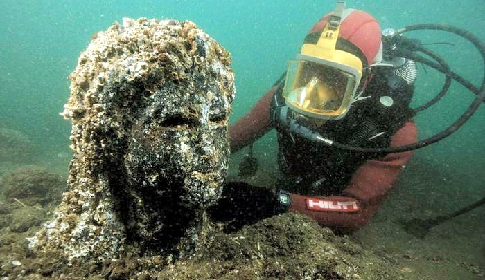 What Scientists Found Deep In The Mediterranean Sea In Egypt Is - 23 amazing things divers discovered bottom ocean