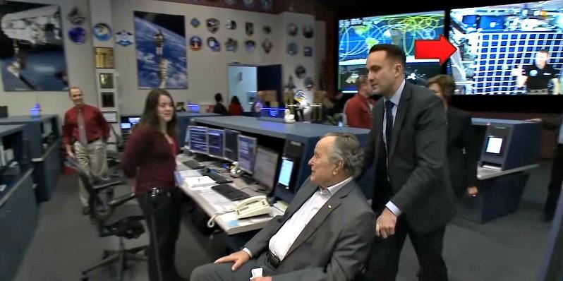 NASA Caught Using Green Screen To Fake Astronaut Footage ...