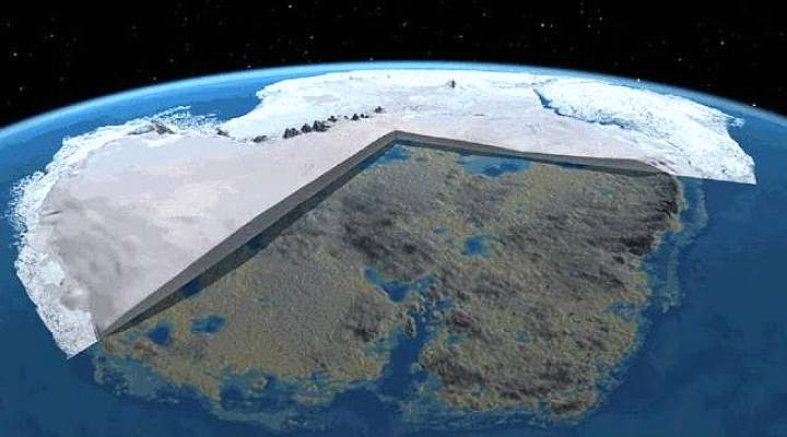 Russian Scientists Reveal Antarctica Is Not What We're Being Told